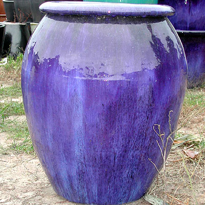 Vietnamese Glazed - Jars