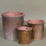 RUSTIC CYLINDER - PURPLE