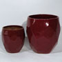 KERIMOA PLANTER - PASSION RED